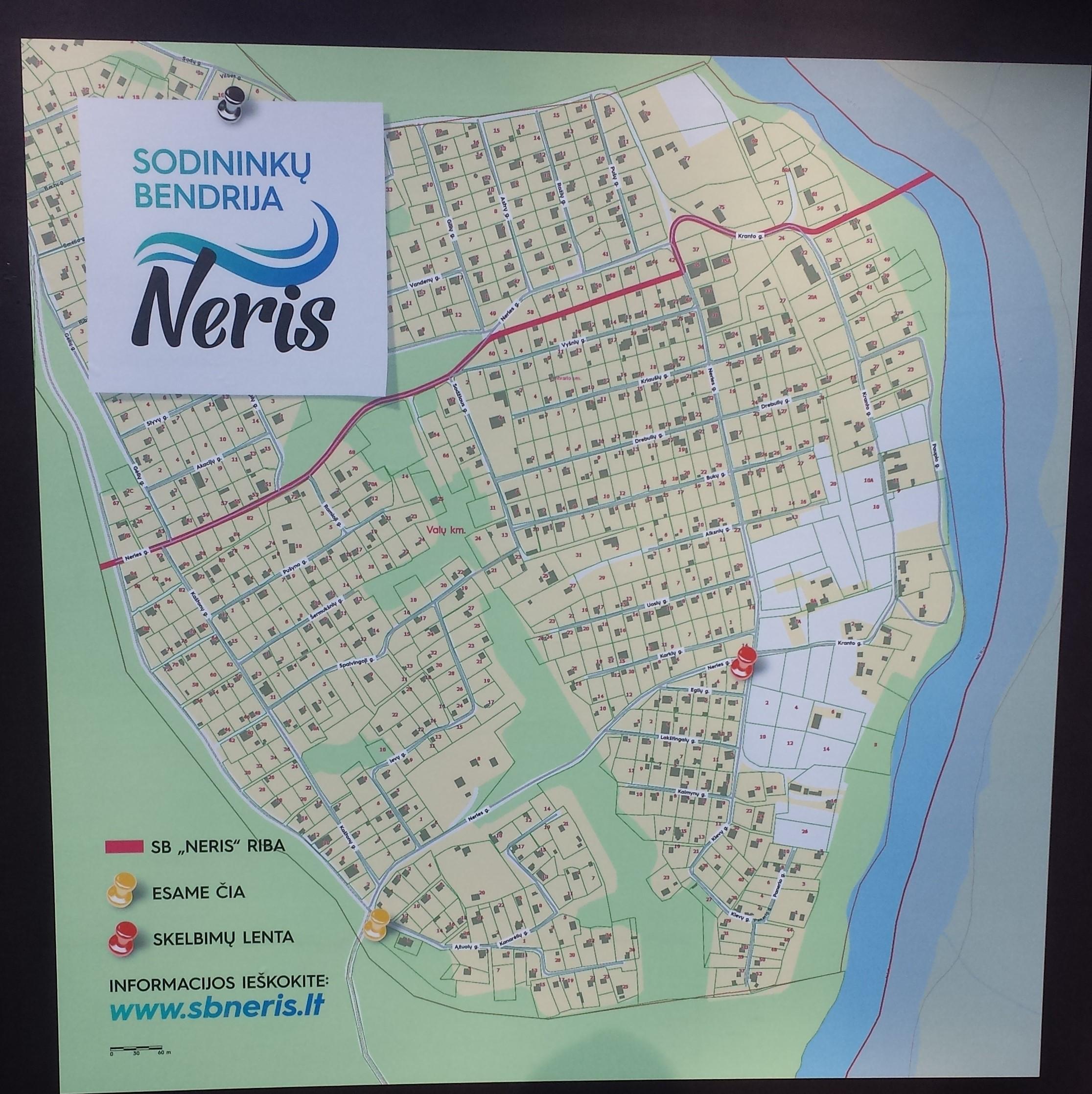 sb Neris planas